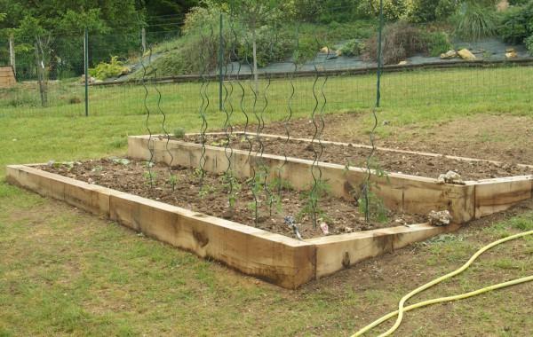 Potagers – jardinières bois